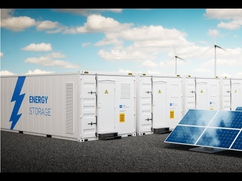 Positively Charged:  Battery Storage Outlook | CoBank Knowledge Exchange Research Brief