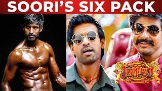 Breaking: Soori Six Pack revealed in SeemaRaja?