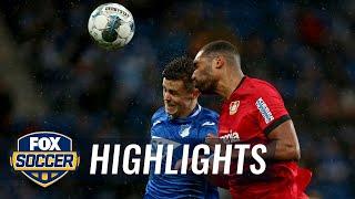 Watch full highlights between 1899 hoffenheim vs. bayer 04 leverkusen.#foxsoccer #bundesliga #hoffenheim #bayersubscribe to get the latest fox soccer content...