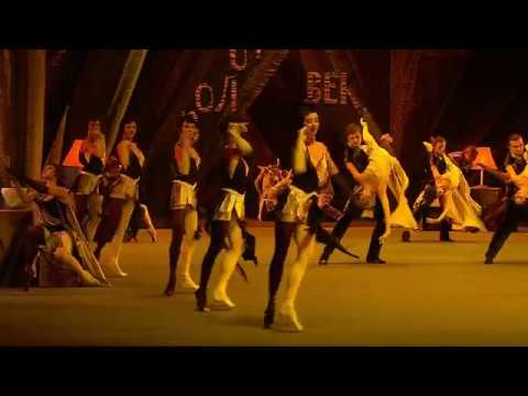THE GOLDEN AGE: Tahiti Trot (Preview 2) - Bolshoi Ballet in Cinema