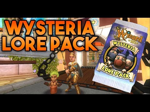 Wizard101 Pack