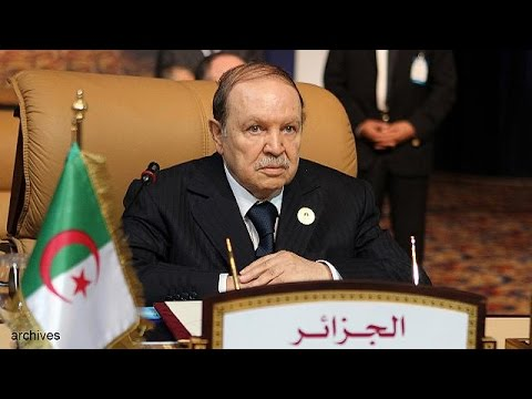 France: Algerian President Abdelaziz Bouteflika in Hospital
