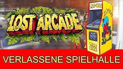 Verlassene Spielhalle gefunden - Lost Places Arcade - Greifer gegen Harry- Thebigharry