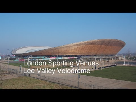 Sporting London Venues - Lee Valley Velodrome