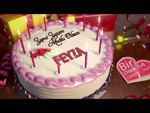 İyi ki doğdun FEYZA - İsme Özel Doğum Günü Şarkısı