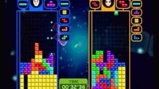 Tetris Party Wii - Online Match #1