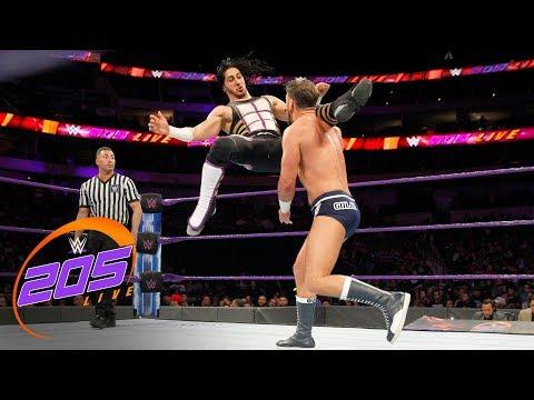 Mustafa Ali vs. Drew Gulak: WWE 205 Live, March 20, 2018