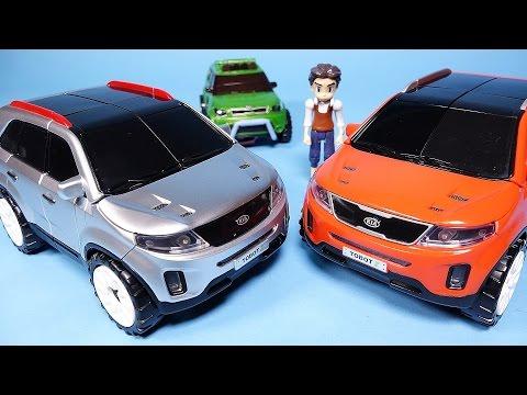 또봇 어드벤처Z 메탈릭에디션 장난감 TOBOT Z Metallic Edition robot car toy