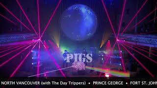 Pink Floyd Tribute - PIGS: LEFT & RIGHT TOUR - SPRING 2018
