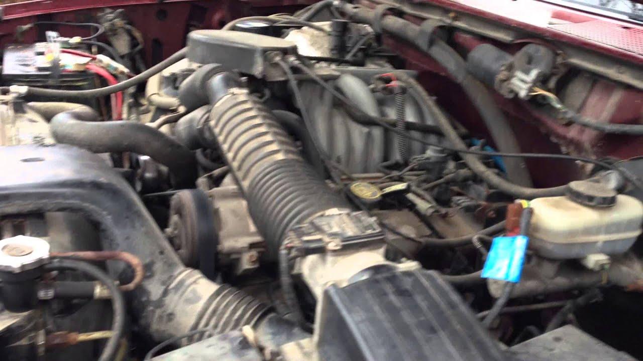 1996 Ford Bronco Eddie Bauer 6