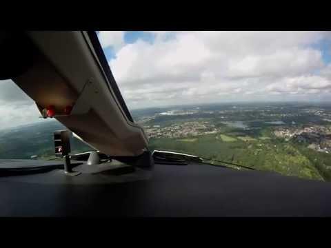 Landing at Farnborough 17/07/2014