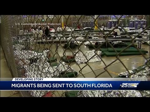 Palm Beach County scrambling to plan for thousands of illegal migrants