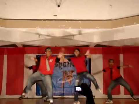 O Hum dum soniyo-Stronger-Aloo Chat HipHop Dance