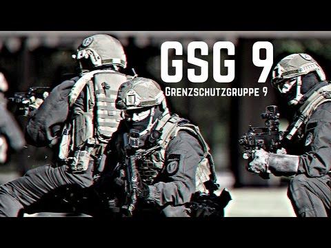 GSG 9 • Grenzschutzgruppe 9