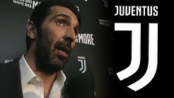 Juventus Players React to Juventus Rebrand ft. Buffon and Khedira