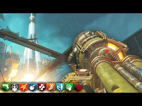 ASCENSION REMASTERED GAMEPLAY! – BO3 ZOMBIES CHRONICLES DLC 5 GAMEPLAY (Black Ops 3 Zombies DLC 5)