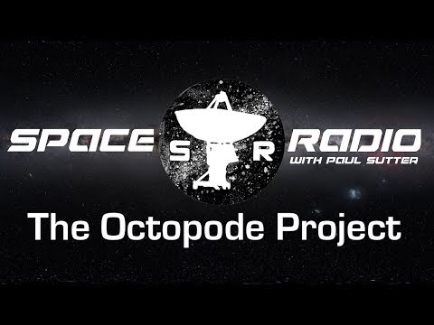 Space Radio LIVE - The Space Octopus Project
