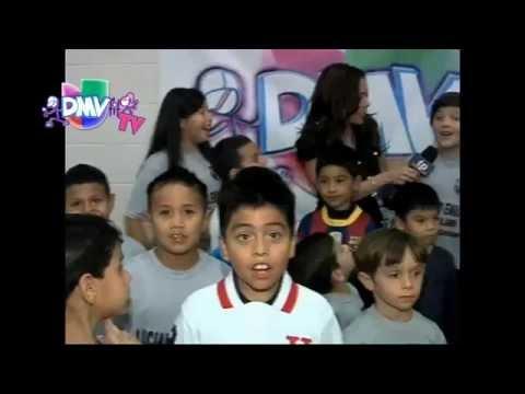 DMV Fit TV at LESA Luciano Emilio Soccer Academy  !!!