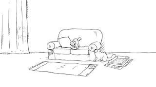 Мультфильм Кот Саймона 17 серия — Двойные неприятности