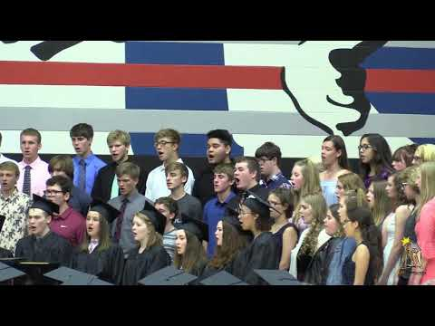 South Hardin High School Commencement 2018 - May 20, 2018