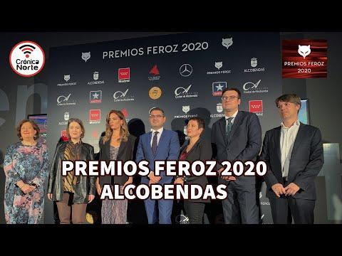 Presentación Premios Feroz 2020 Alcobendas