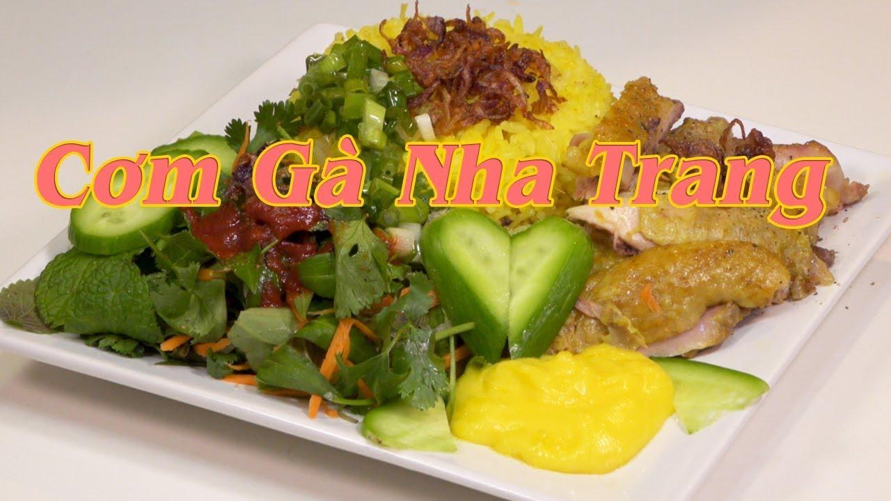Cơm gà | Cách làm sốt dầu trứng và nấu cơm gà Nha Trang ngon theo kiểu độc thân | By Nguyễn Hải