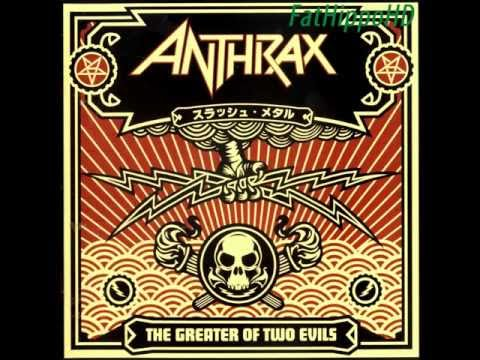 Deathrider - Anthrax (The Greater Of Two Evils) mp3