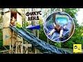 ГИГАНТСКАЯ ГОРКА С ДЕРЕВА В БАССЕЙН  - DIY  |  ДОМ НА ДЕРЕВЕ