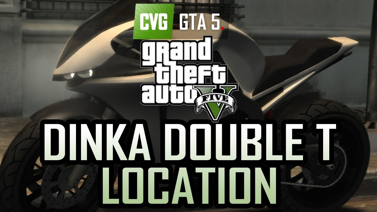 GTA 5 - Dinka Double T Location - Epsilon Car - YouTube