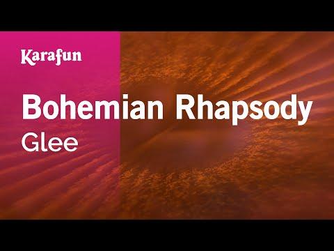 Karaoke Bohemian Rhapsody - Glee *