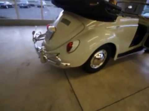 1964 VW Beetle 2dr Convertible for sale