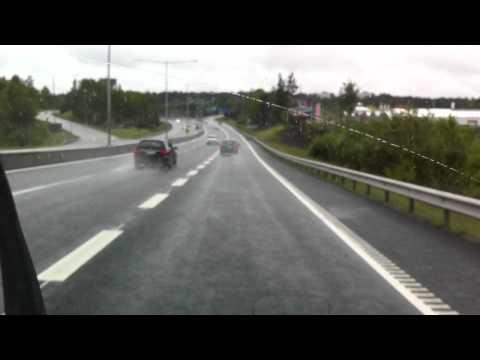 EVERY DAY THE SAME-2   SWEDISH ROADS-SEDERTELIE 09.06.12-STOCKHOLM