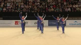 Victoria RUS Final - AGG World Championships 2017 Helsinki