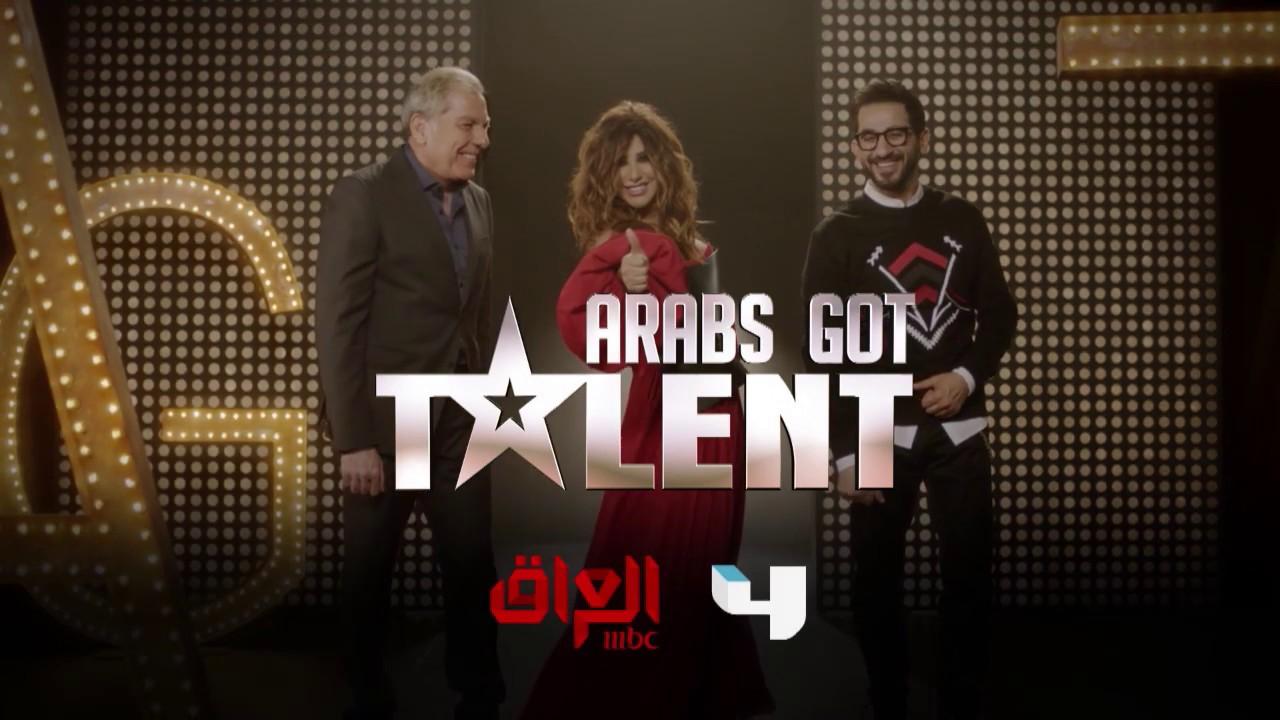 لا تنسى التصويت للموهبة الأفضل لديك لتفوز بلقب #ArabsGotTalent