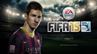 Антон Чейз Обзор Demo FIFA 15 Review First Gameplay