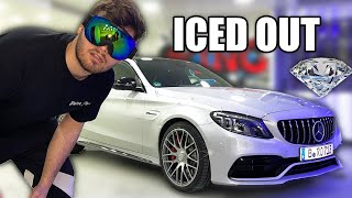 MEIN NEUER ICED OUT C63s AMG!!!