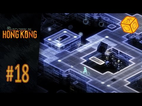 The dangers of the matrix - Let's Play Shadowrun: Hong Kong #18
