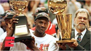 Michael Jordan's Bulls Dynasty: 1997-1998 | NBA Highlights on ESPN