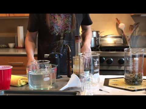 DIY Cannabis Infused Coconut Oil Fast 'n Easy