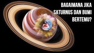 Jika Bumi dan Saturnus Berpapasan, Planet Mana yang Akan Menang?