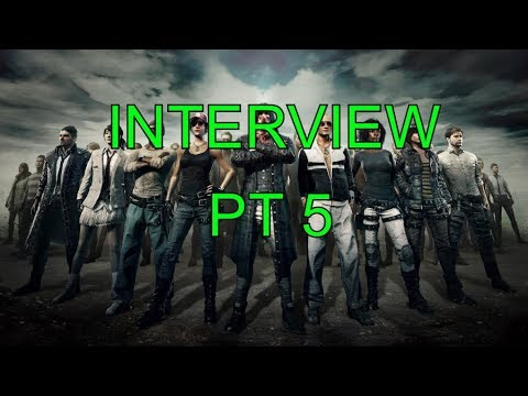 Interviewing Players on Spawn Island (Part 5) - Playerunknown's Battlegrounds (PUBG)