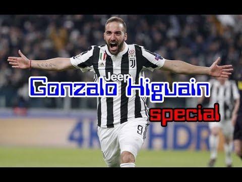 """비운의 골게터! """"곤잘로 이과인(Gonzalo Higuain)"""" 스페셜 [respect player-45편]"""