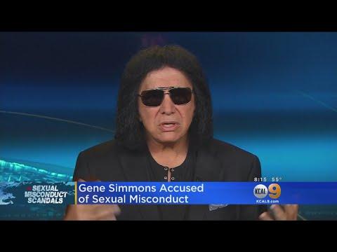Rocker Gene Simmons Denies Sexually Battering Woman Who Filed Lawsuit
