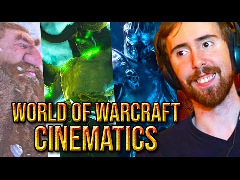 Asmongold Reacts To ALL WoW Cinematic Trailers (The Road To Classic Launch)