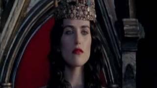 Merlin 3x12 - Morgana Pendragon Reina de Camelot