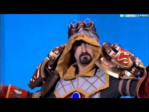Blizzcon 2014 Costume Contest Cosplay
