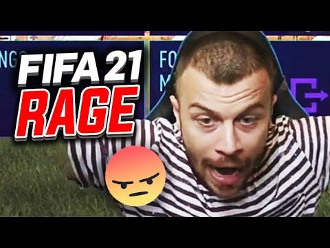 FIFA 21 RAGE COMPILATION #4 |