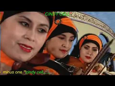 karaoke minus one'''nasida ria''' rahasiah cantik menawan'' ,,mp4''HD