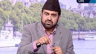 Urdu Asr-e-Hazir 13th July 2014 - Islam Ahmadiyya