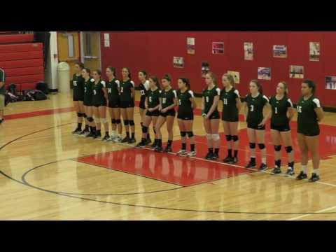 Girls Varsity Volleyball Baldwinsville VS Fayetteville Manlius 10/19/2016